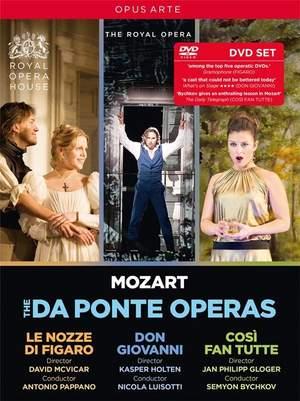 Mozart: The Da Ponte Operas