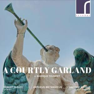 A Courtly Garland for Baroque Trumpet Product Image