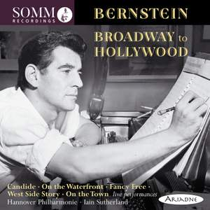Leonard Bernstein: Broadway to Hollywood Product Image
