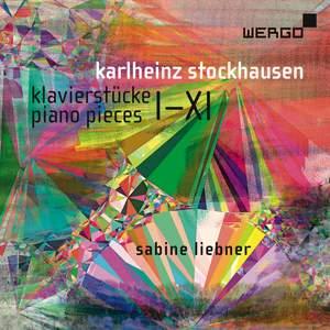 Stockhausen: Klavierstücke - Piano Pieces I-XI Product Image