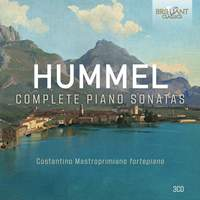 Hummel: Complete Piano Sonatas