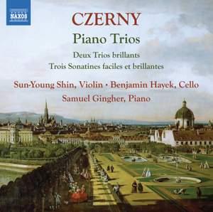 Czerny: Piano Trios