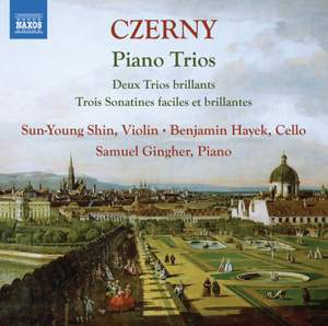 Czerny: Piano Trios Product Image