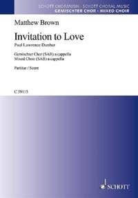 Brown, M: Invitation to Love