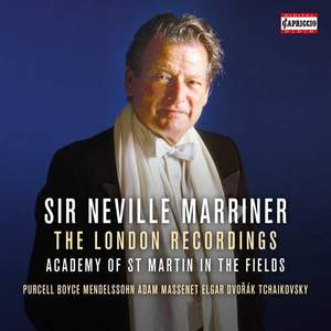 Sir Neville Marriner: The London Recordings