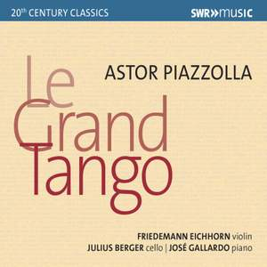 Astor Piazzolla: Le Grand Tango Product Image