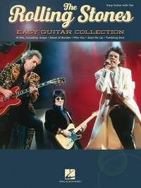The Rolling Stones - Easy Guitar Collection