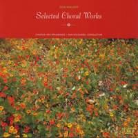 Don Walker: Selected Choral Works
