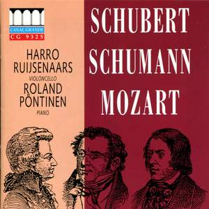 Mozart, Schubert & Schumann: Works
