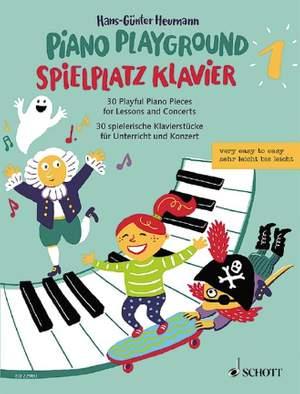 Heumann, H: Piano Playground Band 1