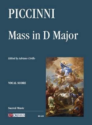 Piccinni, N: Mass in D