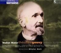Gouvy: Stabat Mater & Cantate Egill