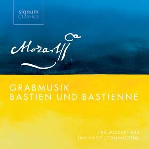 Mozart: Grabmusik & Bastien und Bastienne Product Image
