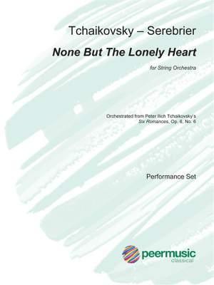 José Serebrier: None But the Lonely Heart