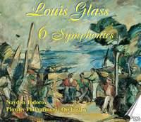 Louis Glass: 6 Symphonies