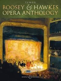 Boosey & Hawkes Opera Anthology - Tenor