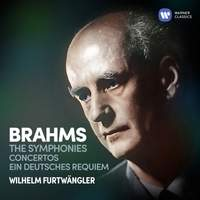 Brahms: The Symphonies, Ein deutsches Requiem & Concertos