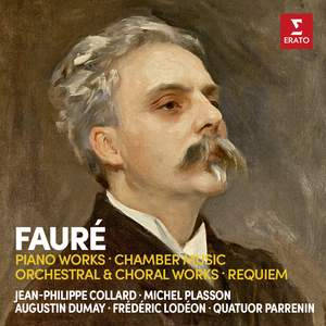 Fauré: Piano Works, Chamber Music, Orchestral Works & Requiem
