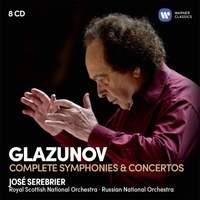 Glazunov: The Complete Symphonies & Concertos