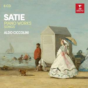 Satie: Piano Works & Mélodies Product Image