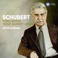 Schubert: Piano Works, Trout Quintet,  Lieder