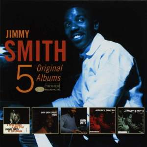 Jimmy Smith - 5 Original Albums Product Image