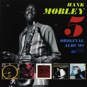 Hank Mobley - 5 Original Albums