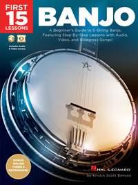 Kristin Scott Benson: First 15 Lessons - Banjo