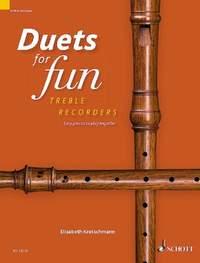 Duets for fun: Treble Recorder