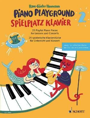 Heumann, H: Piano Playground Band 2