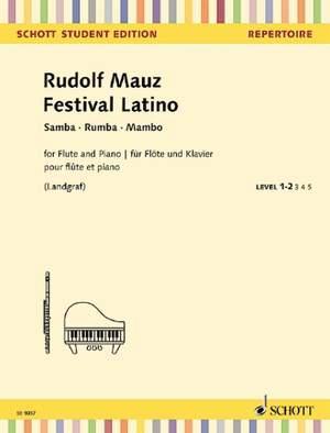 Mauz, R: Festival Latino Product Image