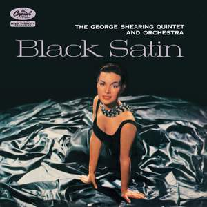 Black Satin Product Image