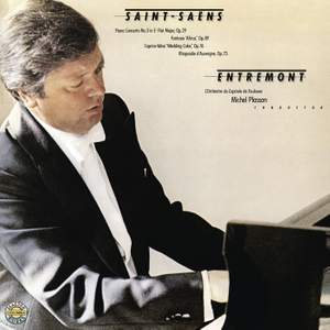 Saint-Saëns: Piano Concerto No. 3 in E-Flat Major, Op. 29, Rhapsodie D'Auvergne, Op. 73, Wedding Cake, Op. 76 & Africa, Op. 89 Product Image