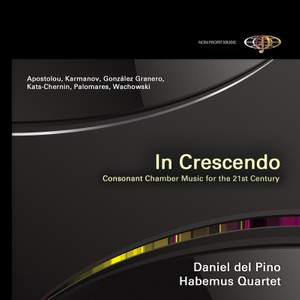 In Crescendo: Consonant Chamber Music of the 21st Century Product Image
