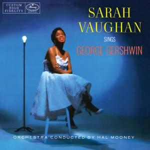 Sarah Vaughan Sings George Gershwin Product Image