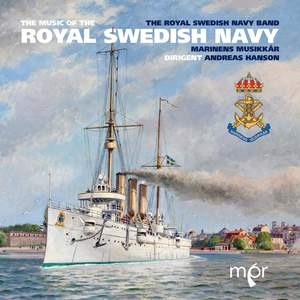 The Music of the Royal Swedish Navy Product Image