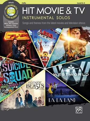 Various: Hit Movie & TV Inst Solo VC/CD