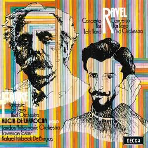 Ravel: Piano Concertos / Fauré: Fantasie