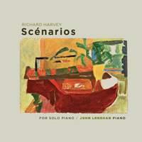 Richard Harvey: Scénarios for Solo Piano