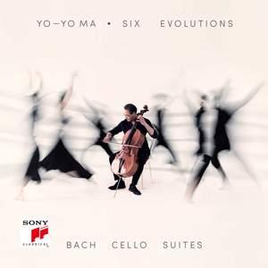 Six Evolutions - Bach: Cello Suites - Vinyl Edition