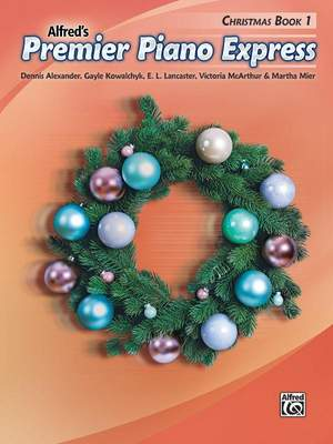 Premier Piano Express Christmas Book 1