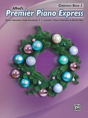 Premier Piano Express Christmas Book 3