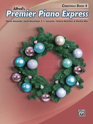 Premier Piano Express Christmas Book 4