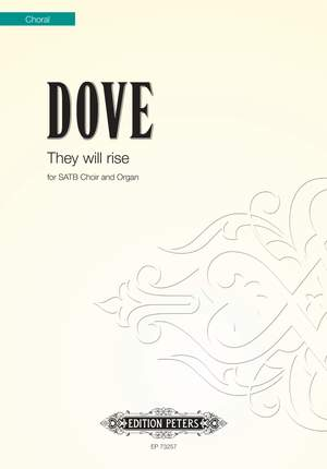 Jonathan Dove: They will rise