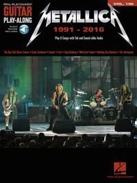 Metallica: 1991-2016