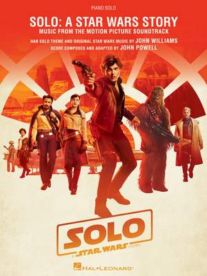 John Williams/John Powell: Solo: A Star Wars Story (Piano Solo)