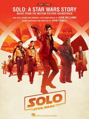 John Williams/John Powell: Solo: A Star Wars Story (Easy Piano)