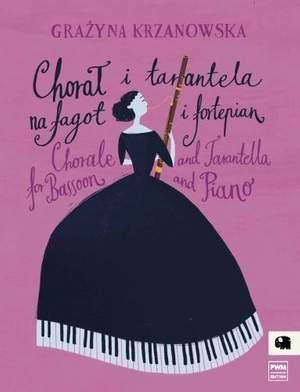 Grazyna Krzanowska: Chorale And Tarantella