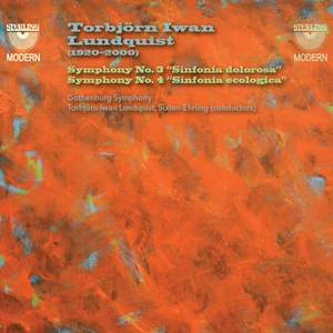 Torbjörn Iwan Lundquist: Symphonies Nos. 3 & 4 Product Image