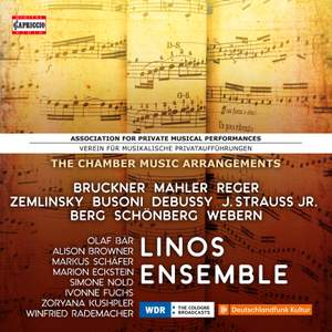 Chamber Music Arrangements Product Image